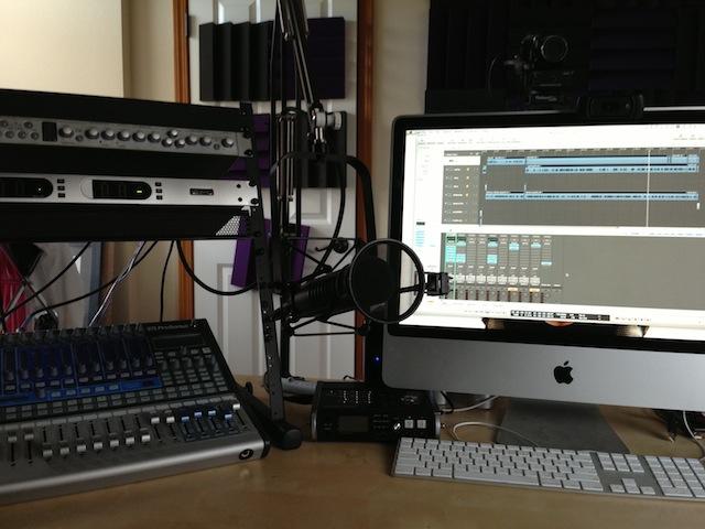 professional-podcast-studio