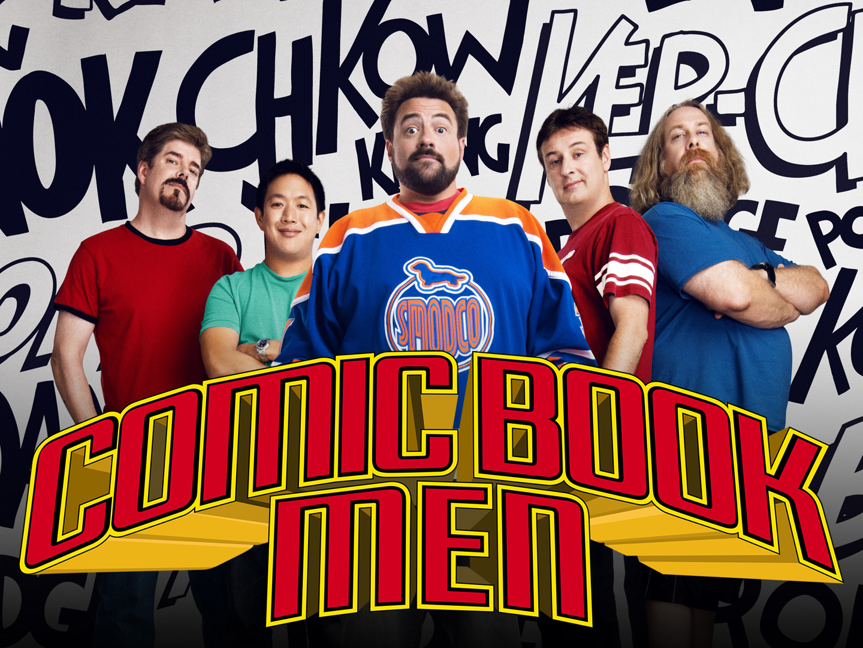 Comic Book Men: um programa indispensável para os nerds