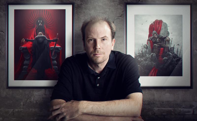 Mark-Lawrence-autor-Trilogia-dos-Espinhos-Red-Queen-s-War