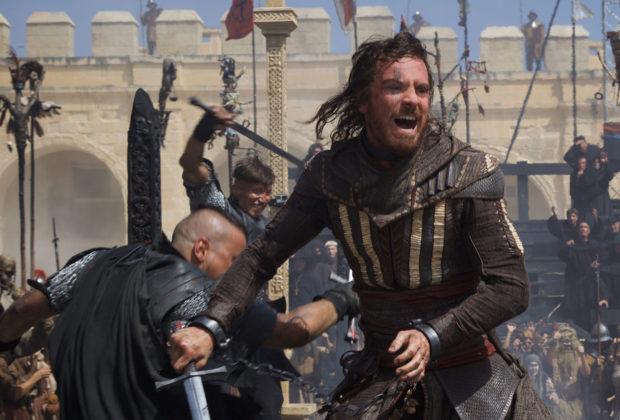 Asssasins Creed - Filme - Fassbender