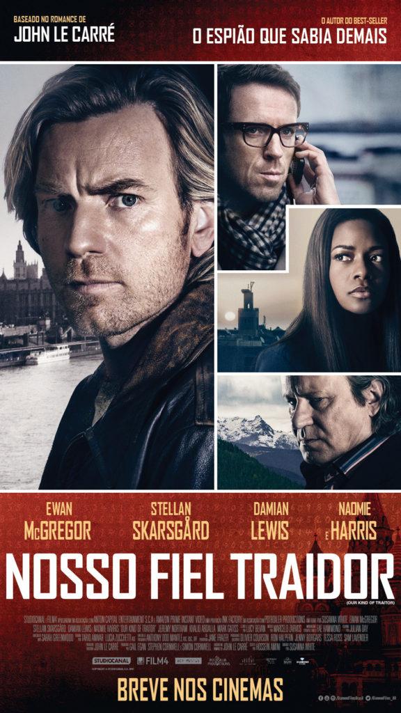 Poster do filme Nosso fiel traidor
