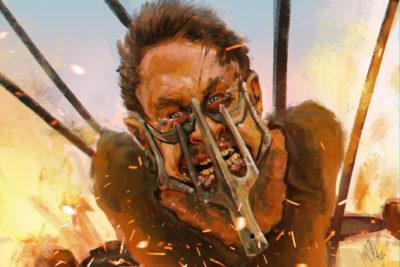 Tom Hardy - Estante Iradex