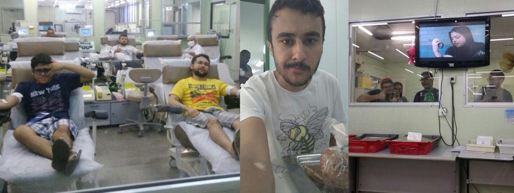 Doação de Sangue - Bando de Ruma