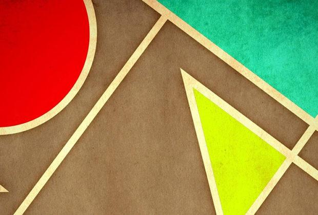 Cubos, triângulos e amores.