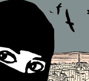 o-mundo-de-aisha-ugo-bertotti-agnes-montanari-quadrinhos-para-comecar-a-ler-quadrinhos-iradex-net-capa
