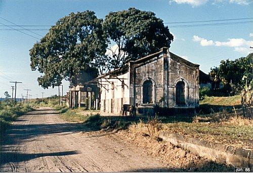 Estação Pirambóia